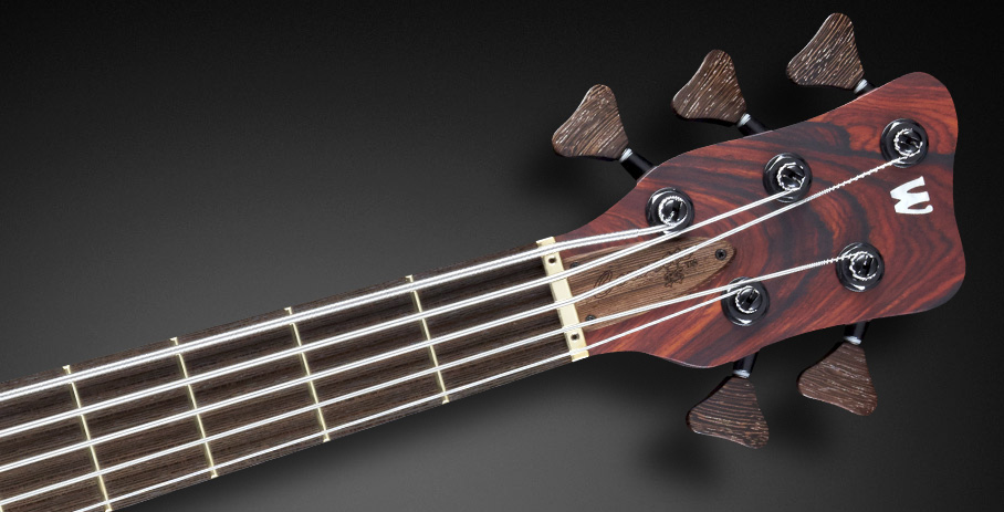 Corvette $$ #16-3145 - Matched Headstock