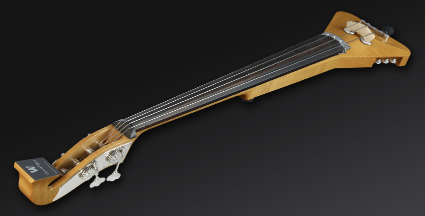 Triumph Bass 4-string - Honey Violin Transparent Satin